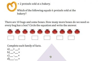 Word problems Addition and subtractions, operations and algebraic thinking
