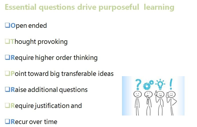 pedagogic approach
